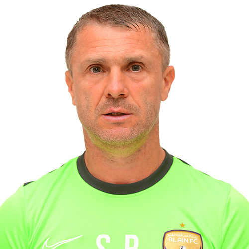 Serhiy Rebrov
